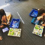 Werken met LEGO WeDo