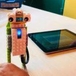 Eerste WeDo robot